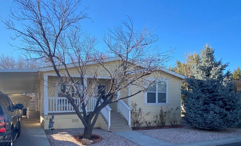 Best mobile homes for sale chino valley az